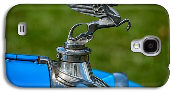 Amilcar Pegasus Emblem Galaxy S4 Case by Adrian Evans