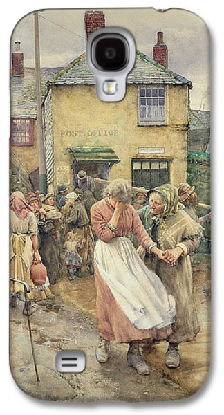 Among The Missing Galaxy S4 Case by Walter Langley