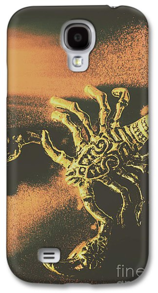 Carrot Galaxy S4 Case - Amulets From The Old Golden Age by Jorgo Photography - Wall Art Gallery