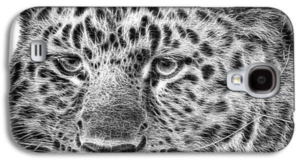 Galaxy S4 Case - Amur Leopard by John Edwards