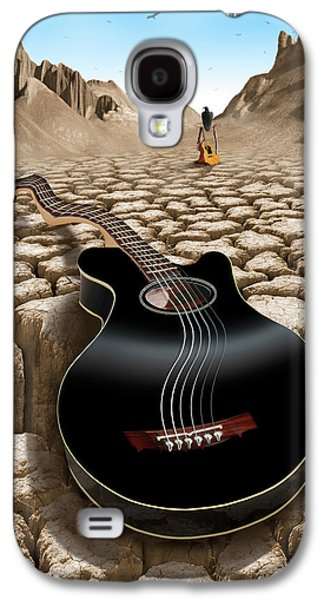 An Acoustic Nightmare 2 Galaxy S4 Case