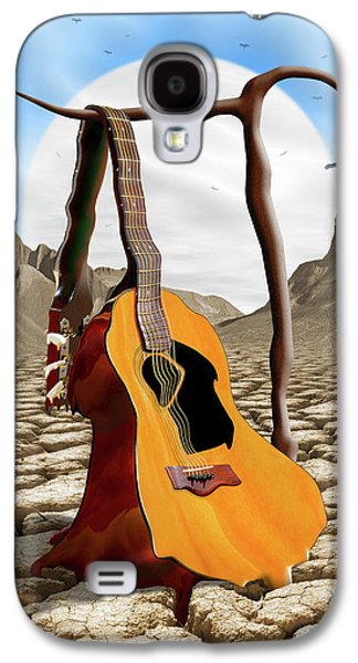 An Acoustic Nightmare Galaxy S4 Case