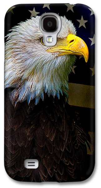Eagle Galaxy S4 Case - An American Icon by Chris Lord
