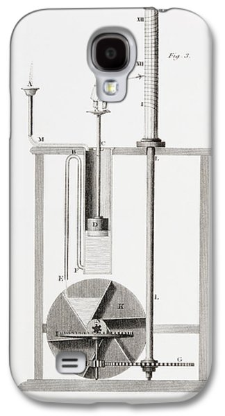An Ancient Clepsydra Or Water Clock Galaxy S4 Case