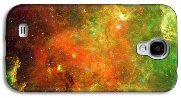 An Extended Stellar Family - North American Nebula Galaxy S4 Case