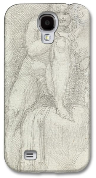 An Hermaphrodite Galaxy S4 Case