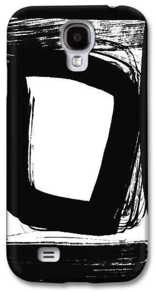 An Open Window 2- Art By Linda Woods Galaxy S4 Case by Linda Woods
