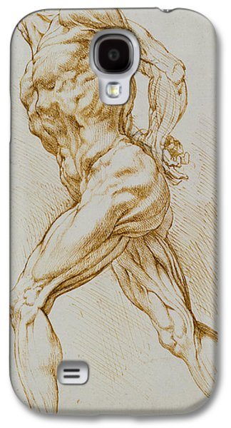 Nudes Galaxy S4 Case - Anatomical Study by Rubens