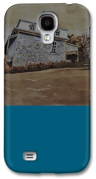 19th Century Crypt Galaxy S4 Case by Lise PICHE