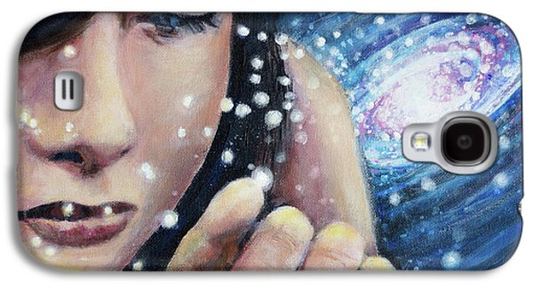 And The Stars Go With You Galaxy S4 Case by Simon Kregar