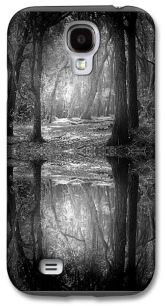 And There Is Light In This Dark Forest Galaxy S4 Case by Tara Turner