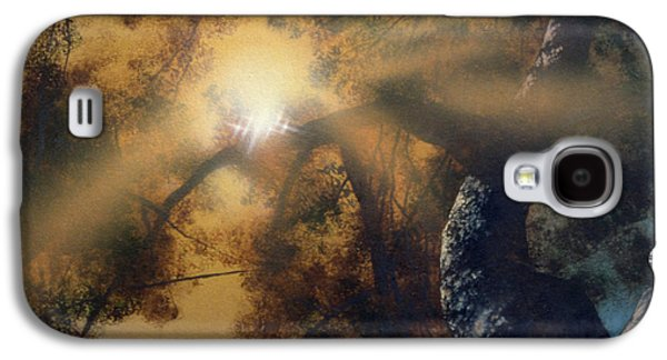 Andi's Oak Galaxy S4 Case by Don Dixon