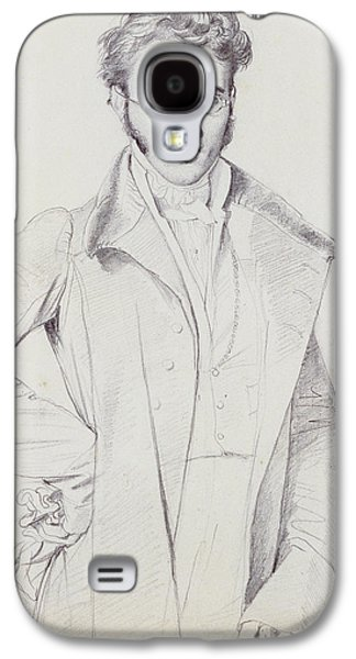 Andre-benoit Barreau, Dit Taurel Galaxy S4 Case by Jean Auguste Dominique Ingres