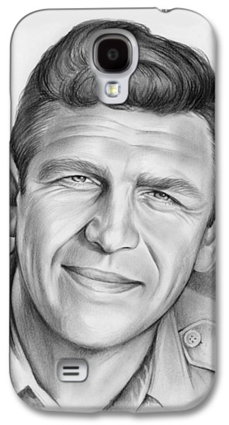 North Galaxy S4 Case - Andy Griffith by Greg Joens