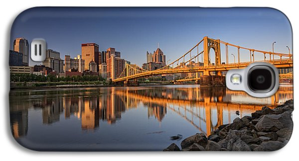Andy Warhol Bridge Galaxy S4 Case