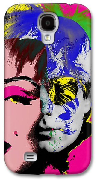 Andy Warhol Collection Galaxy S4 Case