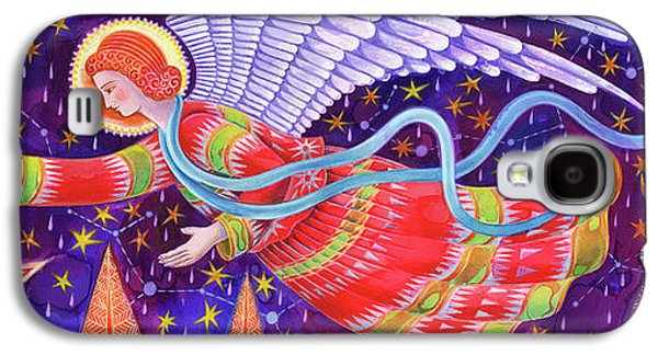 Constellations Galaxy S4 Case - Angel by Jane Tattersfield