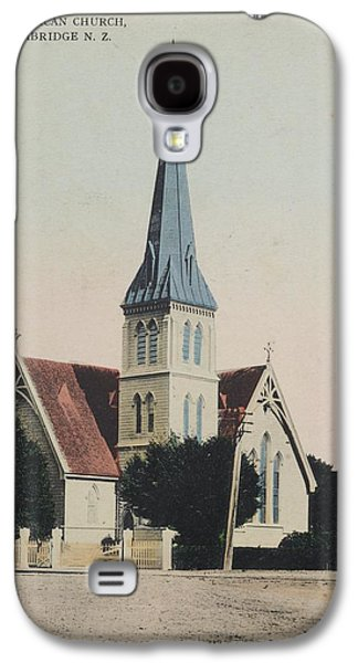 Anglican Church, Cambridge, New Zealand, 1909, Cambridge, By Muir And Moodie Studio Galaxy S4 Case