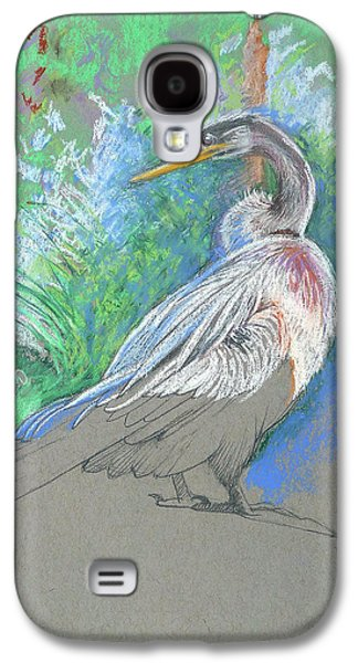 Anhinga Sarasota Plein Air Galaxy S4 Case