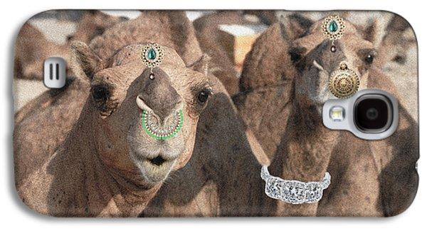 Animal Royalty 5 Galaxy S4 Case