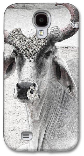 Animal Royalty 6 Galaxy S4 Case by Sumit Mehndiratta