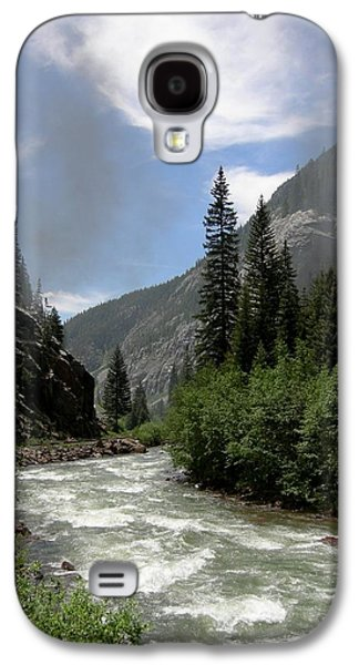 Animas River Galaxy S4 Case by Jared May