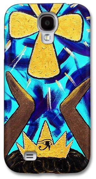 Ankh Queen Galaxy S4 Case