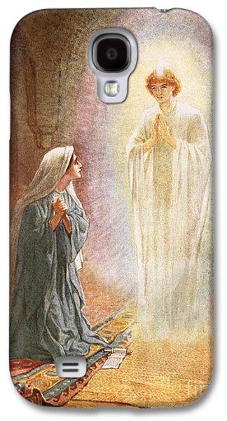 Annunciation Galaxy S4 Case by William Brassey Hole