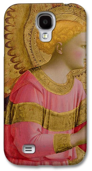 Annunciatory Angel Galaxy S4 Case by Fra Angelico