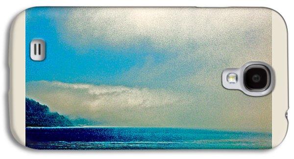 Ano Nuevo Fog 2 Galaxy S4 Case by Scott L Holtslander