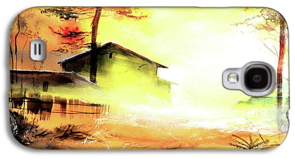 Another Good Morning Galaxy S4 Case by Anil Nene