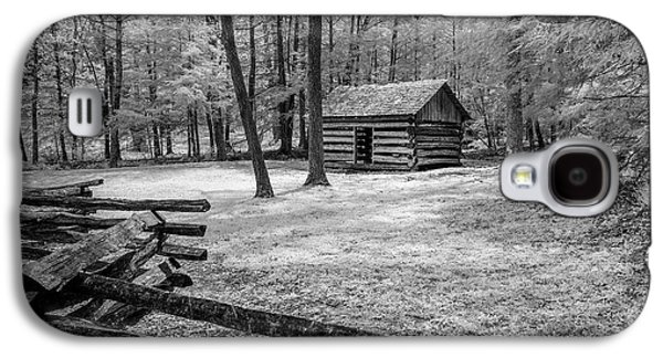 Another Isolated Cabin Galaxy S4 Case by Jon Glaser