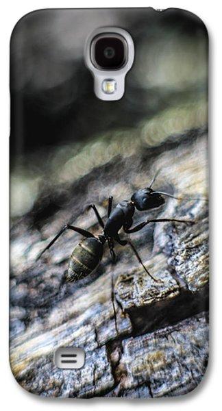 Ant Galaxy S4 Case - Dynamic by Hyuntae Kim