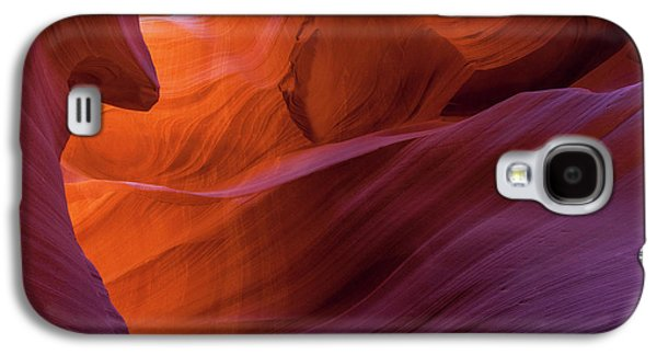 Antelope Canyon Fire Galaxy S4 Case