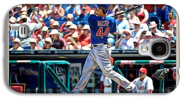 Anthony Rizzo Galaxy S4 Case