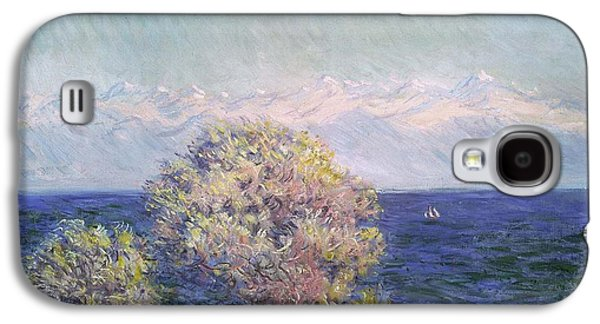 Antibes Seen From The Plateau Notre-dame Galaxy S4 Case by MotionAge Designs