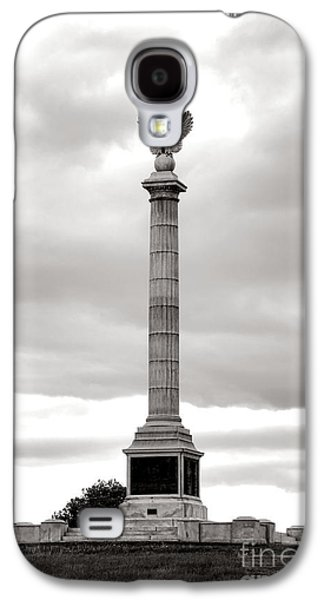 Antietam National Battlefield New York State Monument Galaxy S4 Case by Olivier Le Queinec