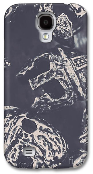 Antique Battles Galaxy S4 Case