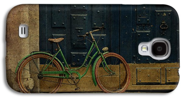 Antique Bicycle 1c Galaxy S4 Case