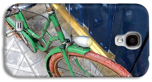Antique Bicycle 2 Galaxy S4 Case