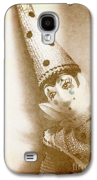 Antique Carnival Doll Galaxy S4 Case by Jorgo Photography - Wall Art Gallery