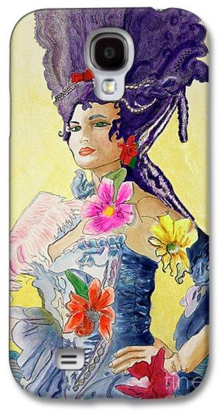 Antoinette  Galaxy S4 Case by Debbie Davidsohn