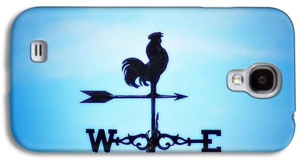 Weathervane Galaxy S4 Cases - Any Way The Wind Blows Home Galaxy S4 Case by Bill Cannon