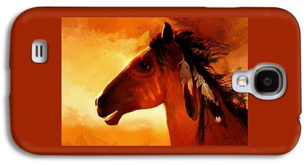 Apache Galaxy S4 Case by Valerie Anne Kelly