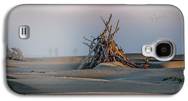 Apocalypse Walkers Galaxy S4 Case