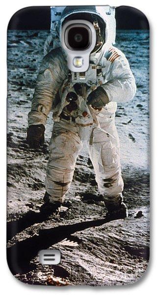 Apollo 11 Buzz Aldrin - To License For Professional Use Visit Granger.com Galaxy S4 Case