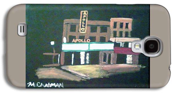 Apollo Theater New York City Galaxy S4 Case
