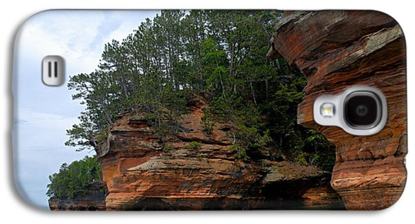 Apostle Islands National Lakeshore Galaxy S4 Case by Larry Ricker