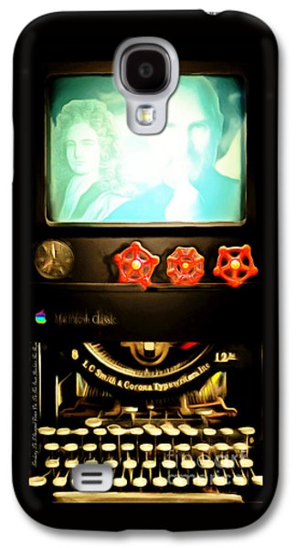 Apple Announcement Introducing The I-steampunk One 20160321 Galaxy S4 Case