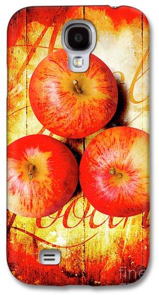 Apple Barn Artwork Galaxy S4 Case by Jorgo Photography - Wall Art Gallery